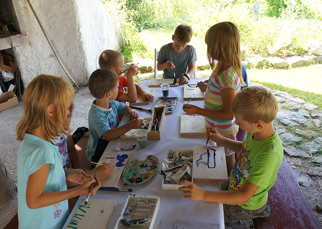 2014 Pajnček workshops for children