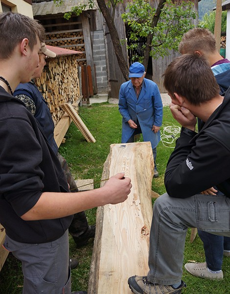 2014 Traditional boat-building